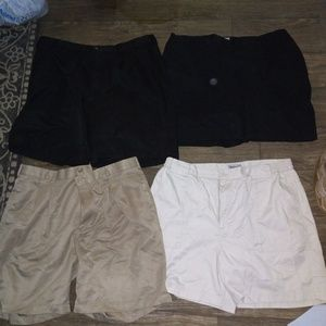 Other - Mens casual shorts set
